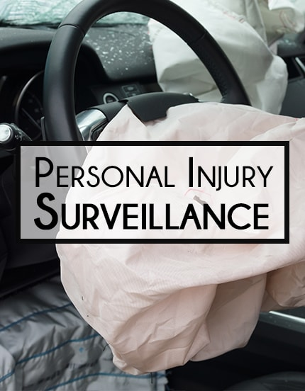 Personal Injury Surveillance